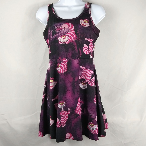 711ba2146 Disney Dresses | Alice In Wonderland Cheshire Cat Dress | Poshmark